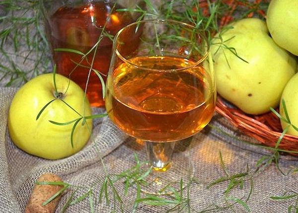 Как сделать из яблок вино в домашних условиях